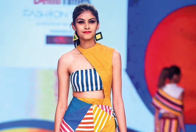 World-University-Of-Design-Show-RAN_7412-Tanvi-Malhi,-Miss-India-Universe-2018-finalist