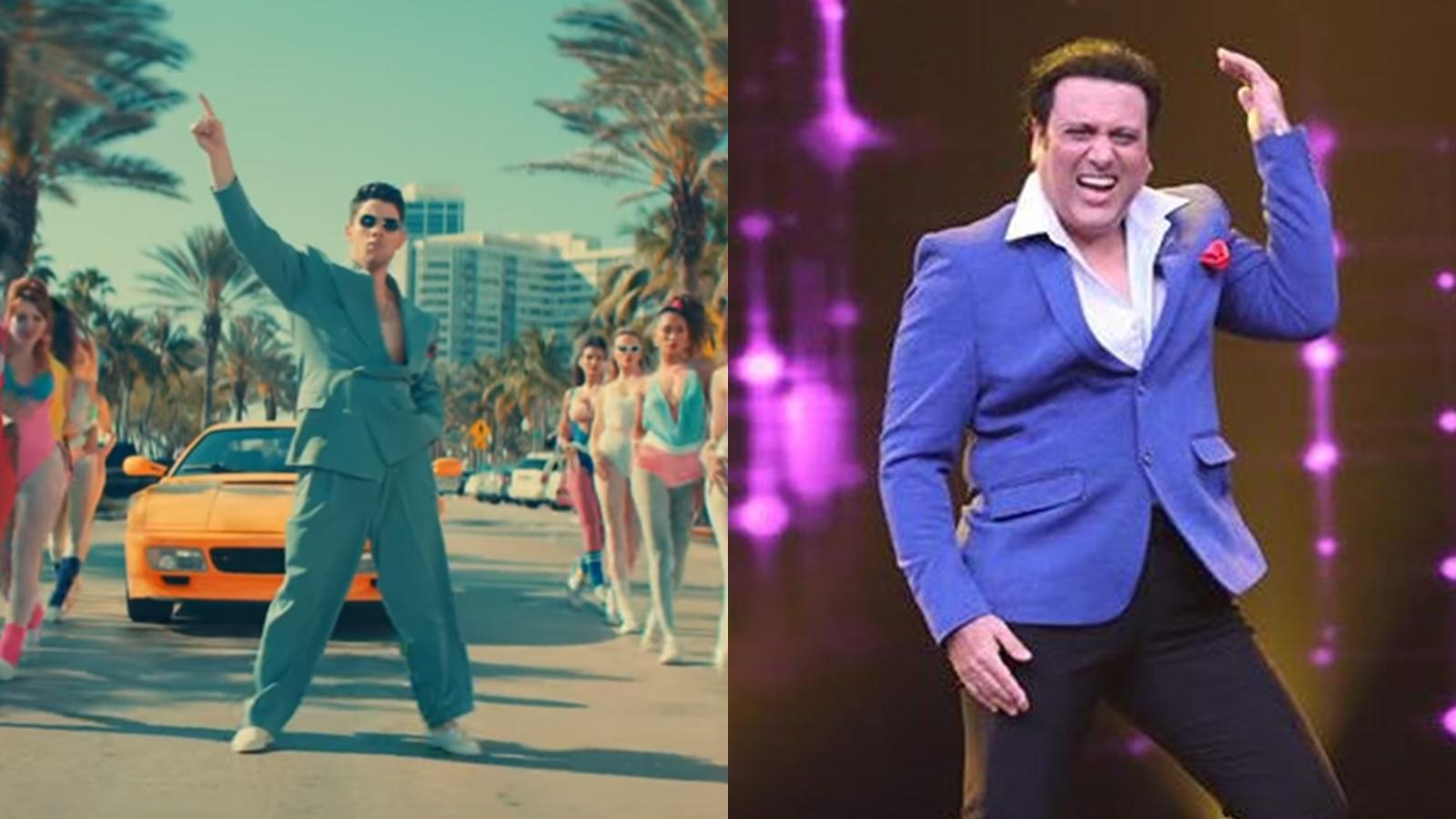 Priyanka Chopra makes husband Nick Jonas dance to Govinda's hit number 'Meri Pant Bhi Sexy'