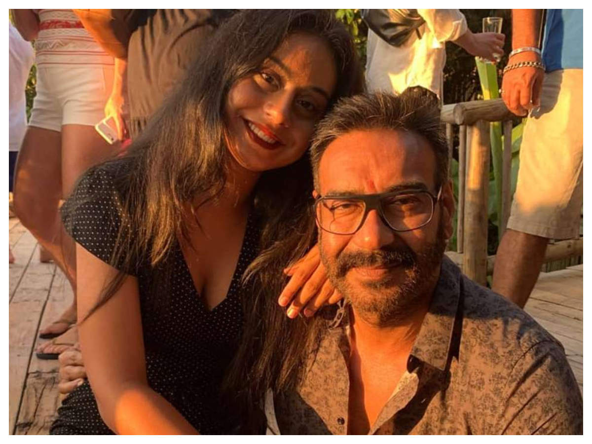 Ajay Devgn opens up about daughter Nysa being subjected to trolling on social media