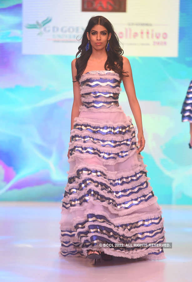 Delhi Times Fashion Week 2019 Students Of Gd Goenka University Day 3 Photogallery Etimes