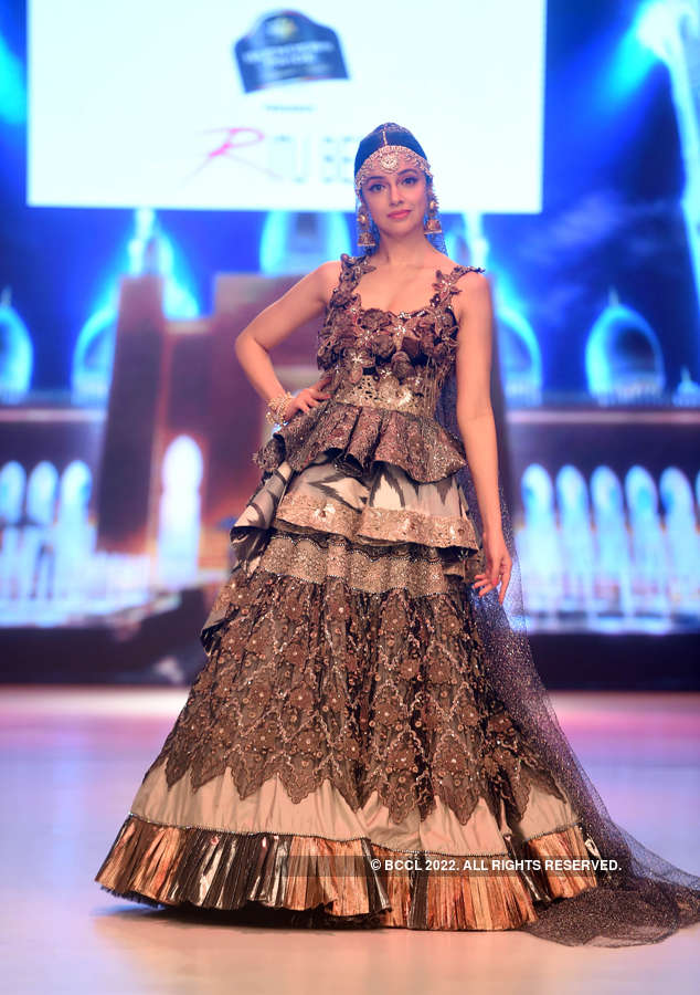 Delhi Times Fashion Week 2019 Ritu Beri Day 3 Photogallery Etimes