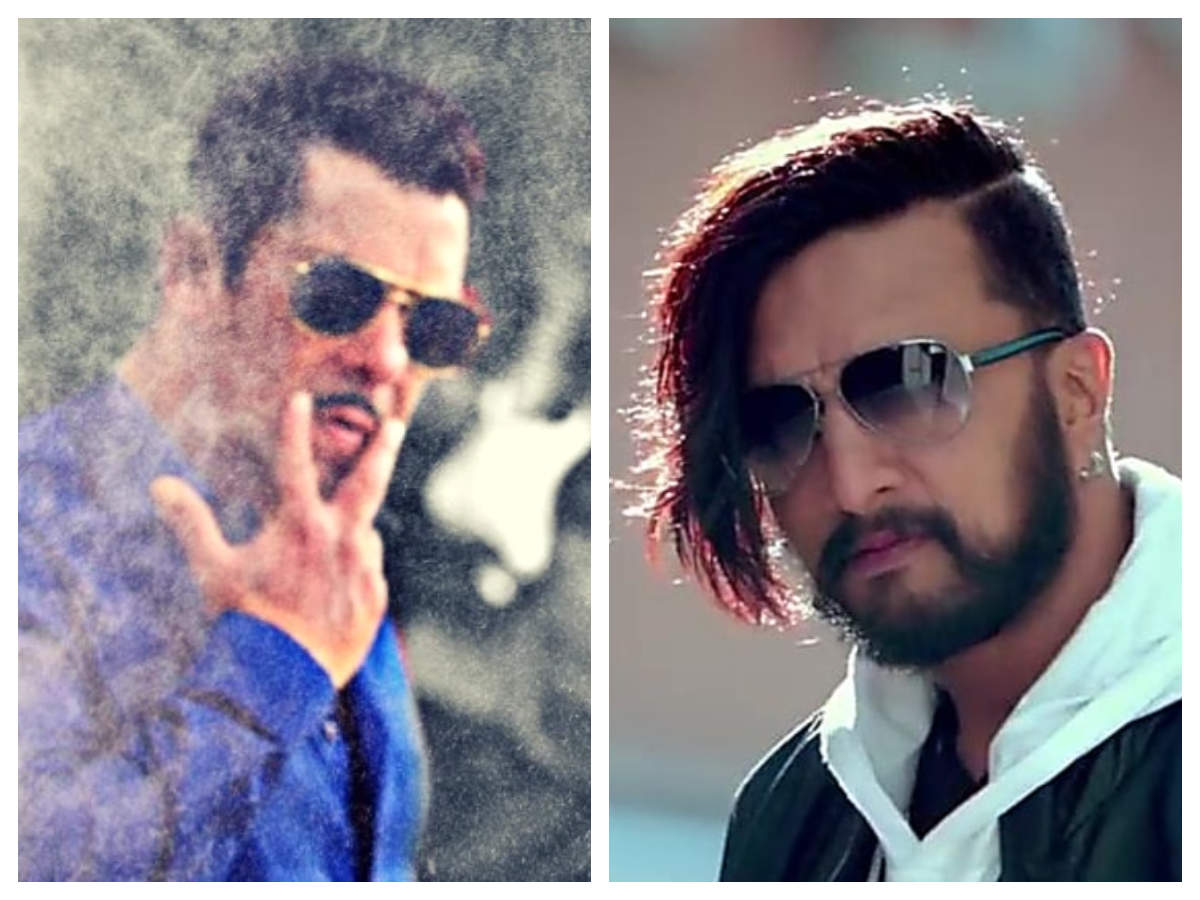 'Dabangg 3': Sudeep to play the main antagonist in the Salman Khan starrer?