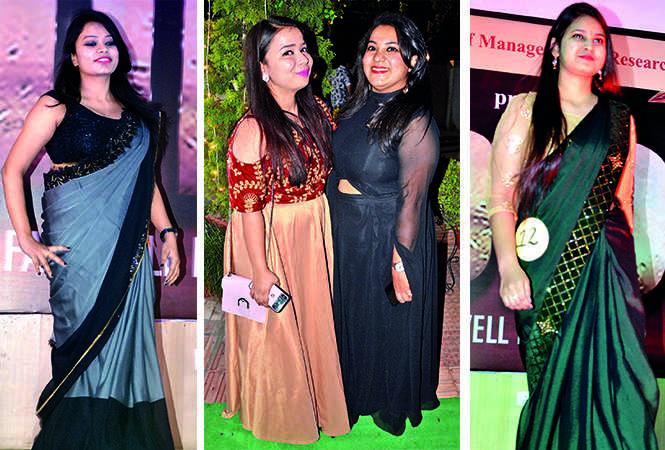 (L) Akancha (C) Anchal and Sakshi (R) Anmol (BCCL/ IB Singh)