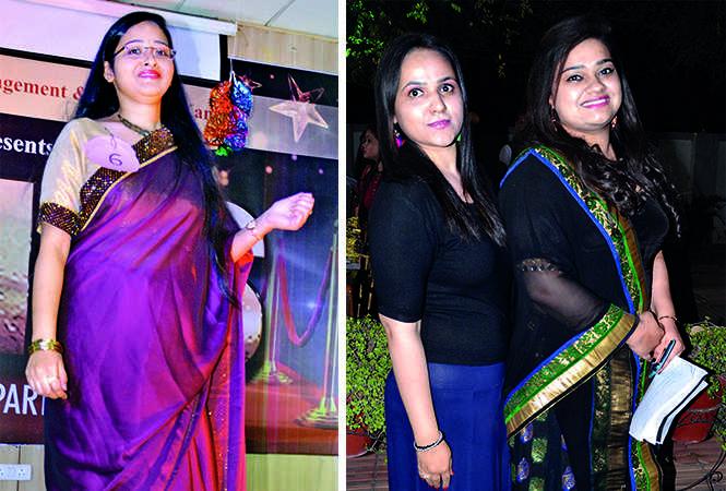 (L) Arpita (R) Harkirat and Deepansha (BCCL/ IB Singh)