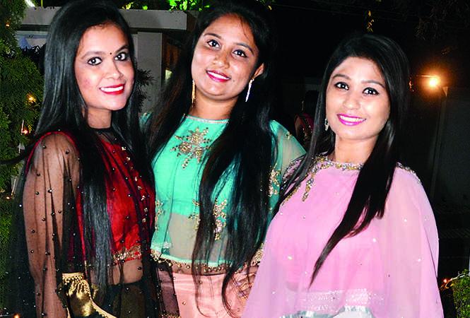 Samraddita, Akansha and Riya (BCCL/ IB Singh)