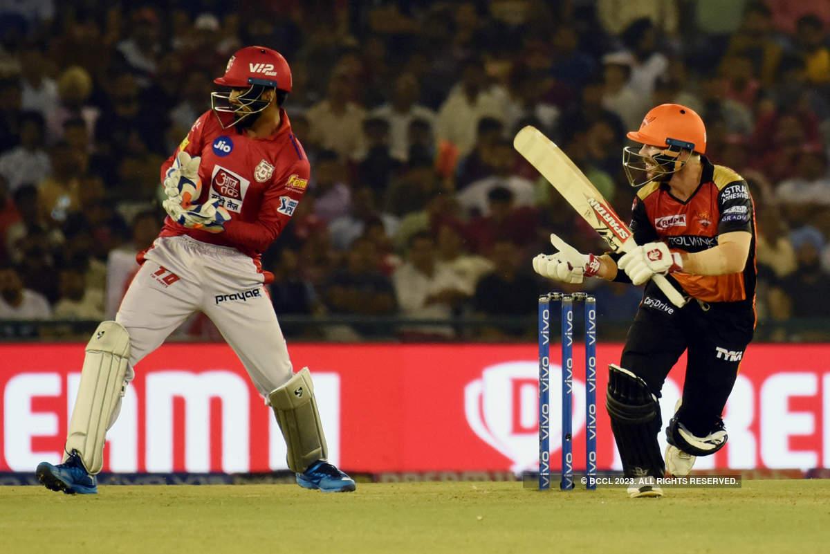 IPL 2019: Punjab beat Hyderabad by six wickets