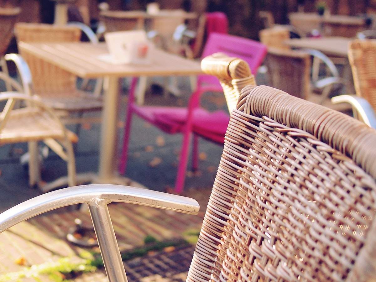Cane furniture for your verandah and balcony
