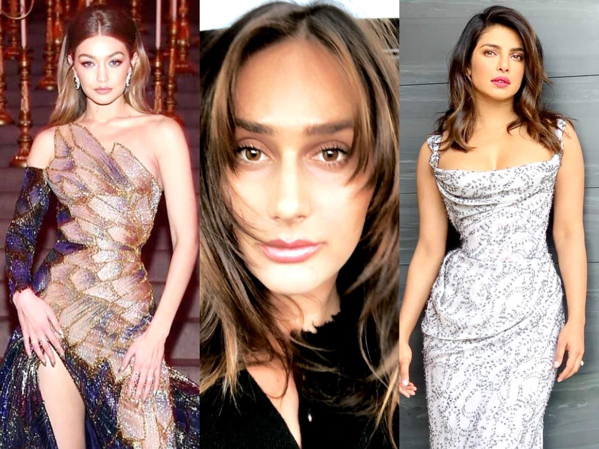 e6eddd83f1c19e Gigi Hadid and Priyanka Chopra share the same stylist | The Times of India