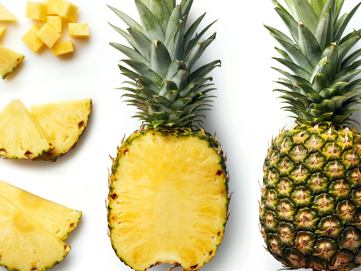 how good is pineapple for weight loss