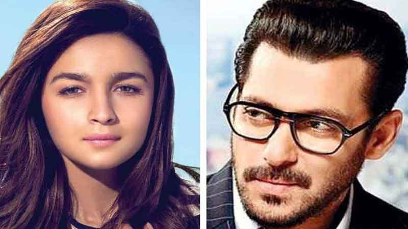 Alia Bhatt reacts to criticism for romancing Salman Khan in 'Inshallah'