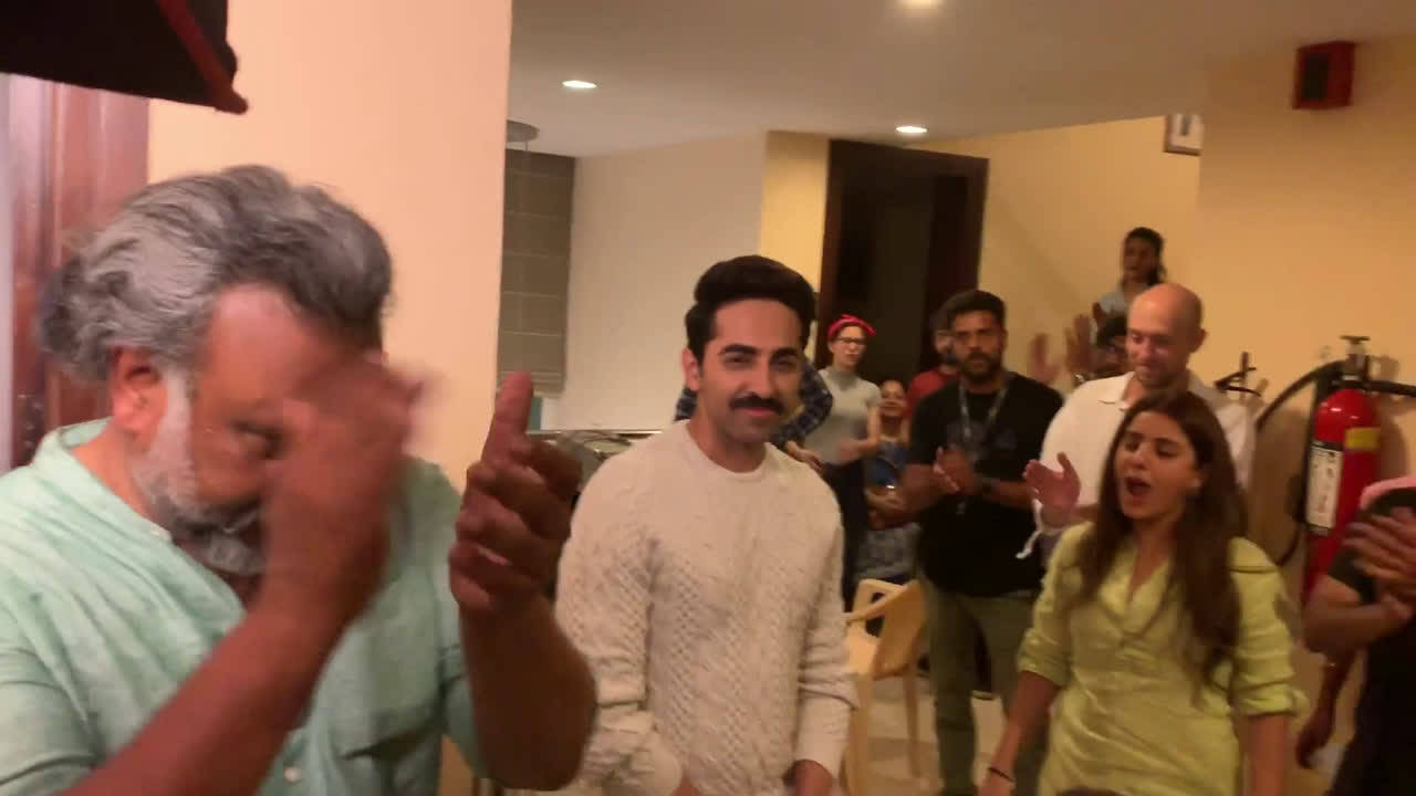 Ayushmann Khurrana wraps up shooting for 'Article 15' in Lucknow