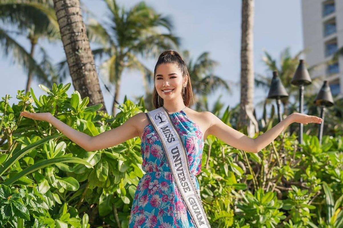Athena McNinch crowned Miss International Guam 2019