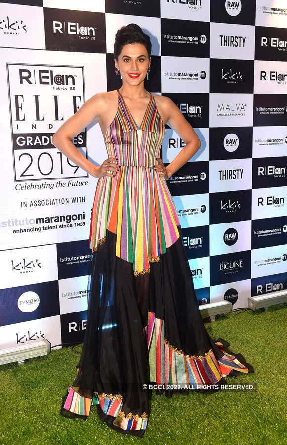 ELLE Graduates 2019: Red Carpet pictures
