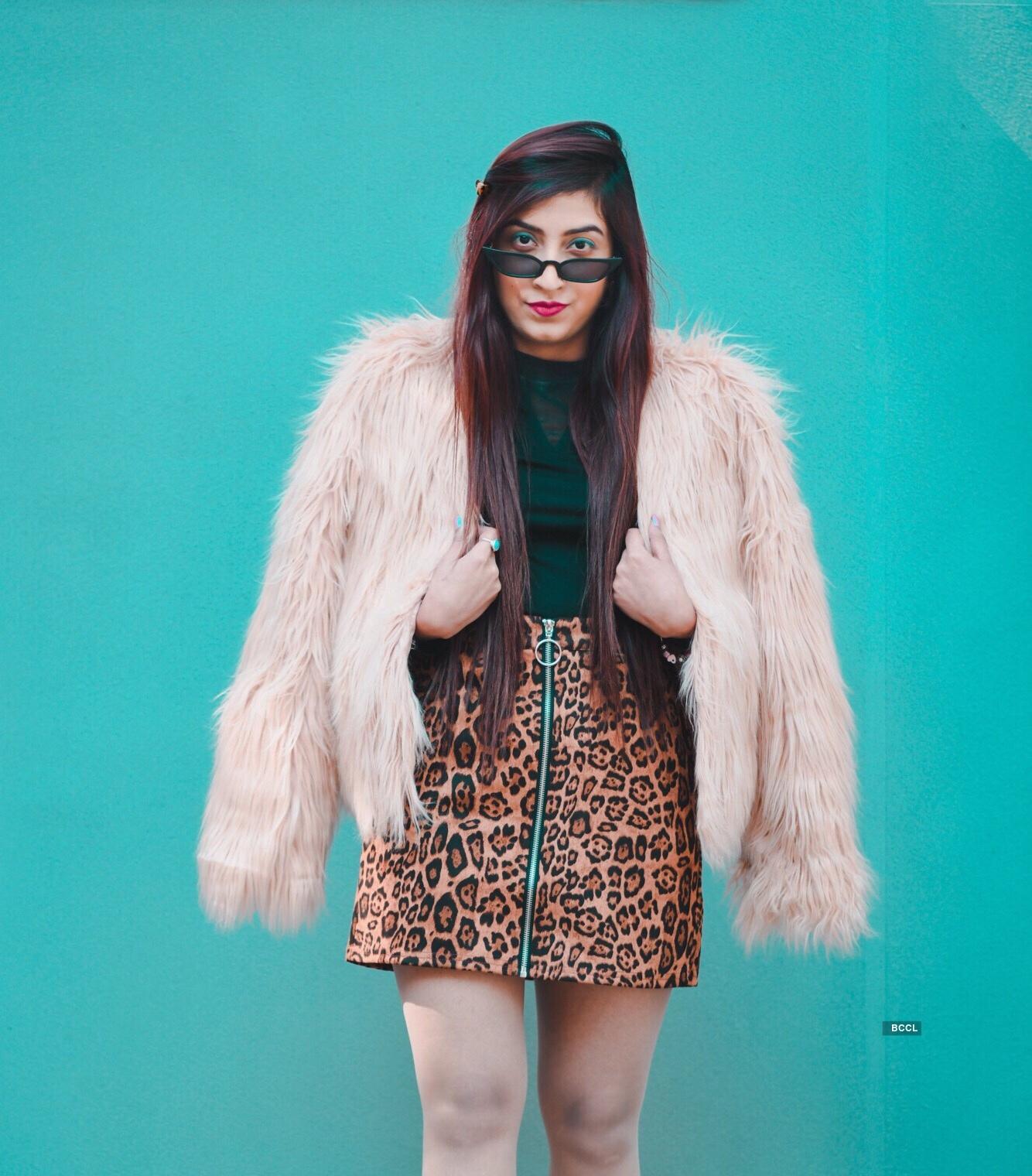 Amy Chhabra, the dynamic social media sensation to start her own fashion label...