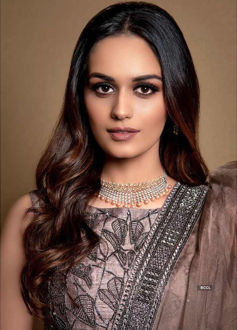 Miss World 2017 Manushi Chhillar makes heads turn with her gorgeous photoshoots