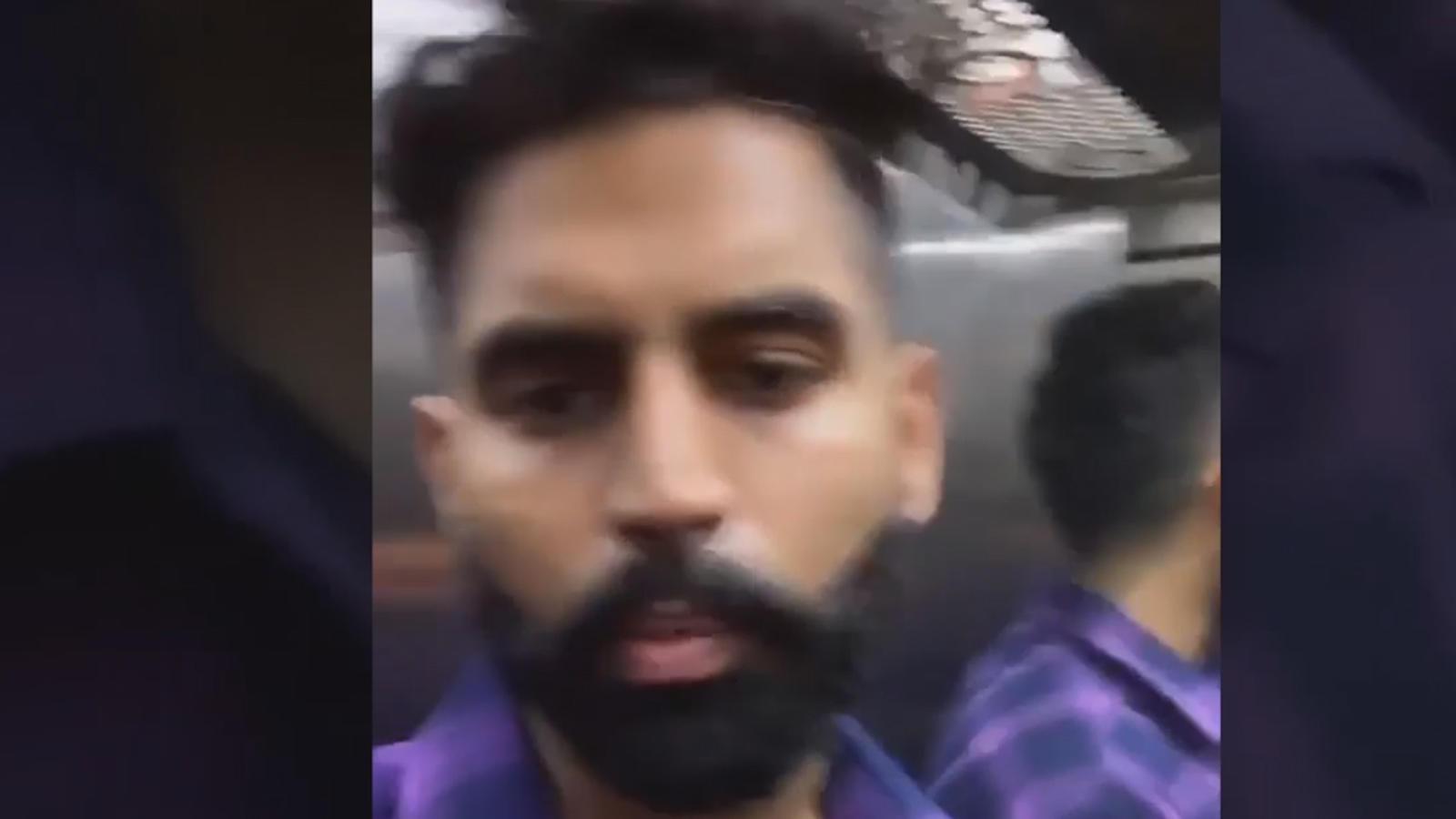 Parmish Verma can't handle Mumbai's hotness
