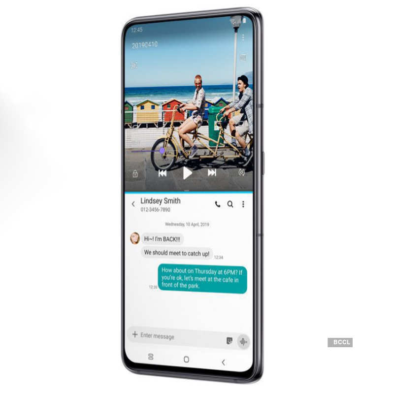 Samsung Galaxy A80 with rotating camera launched