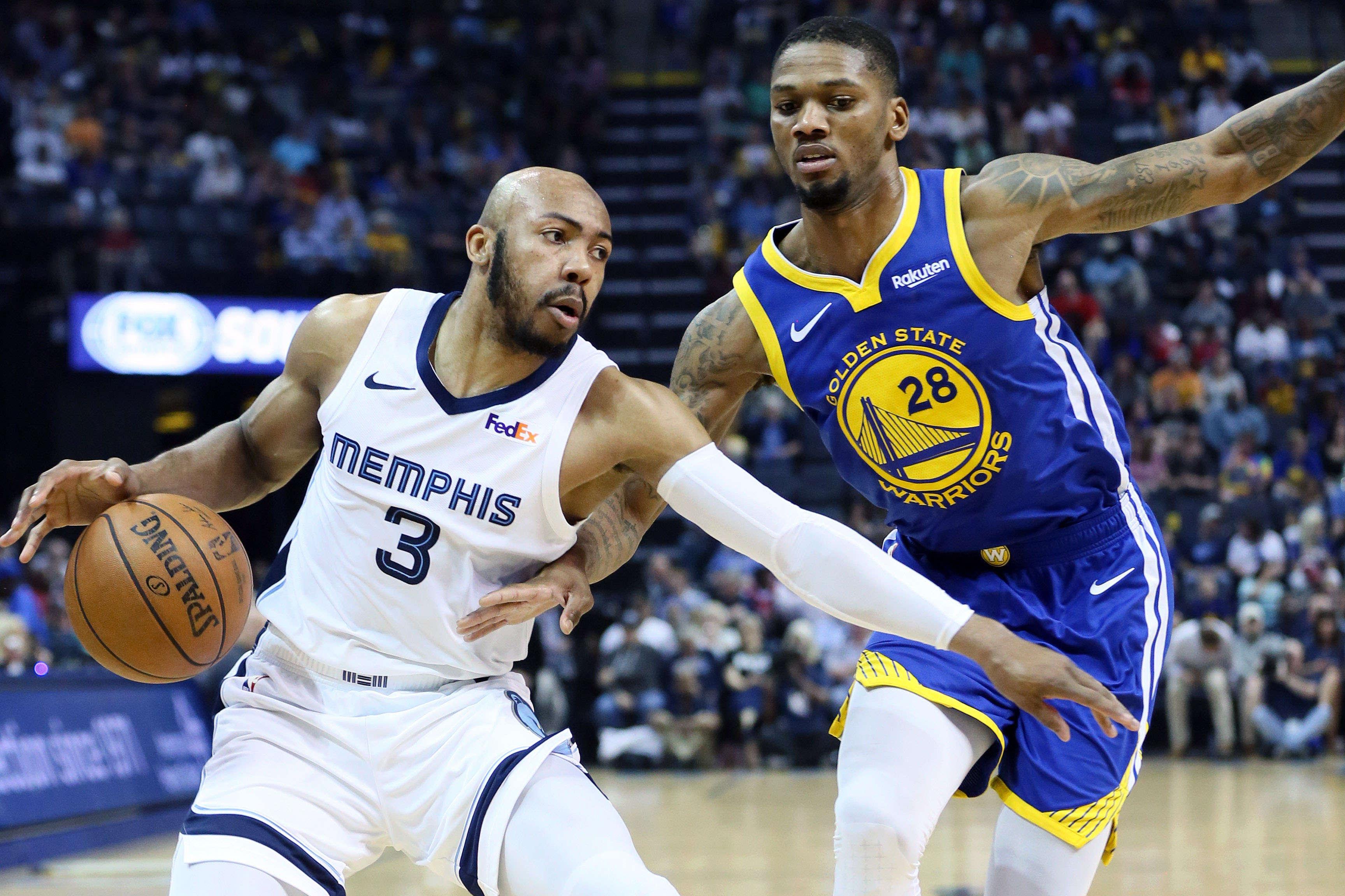 Memphis Grizzlies beat Golden State Warriors, 132-117