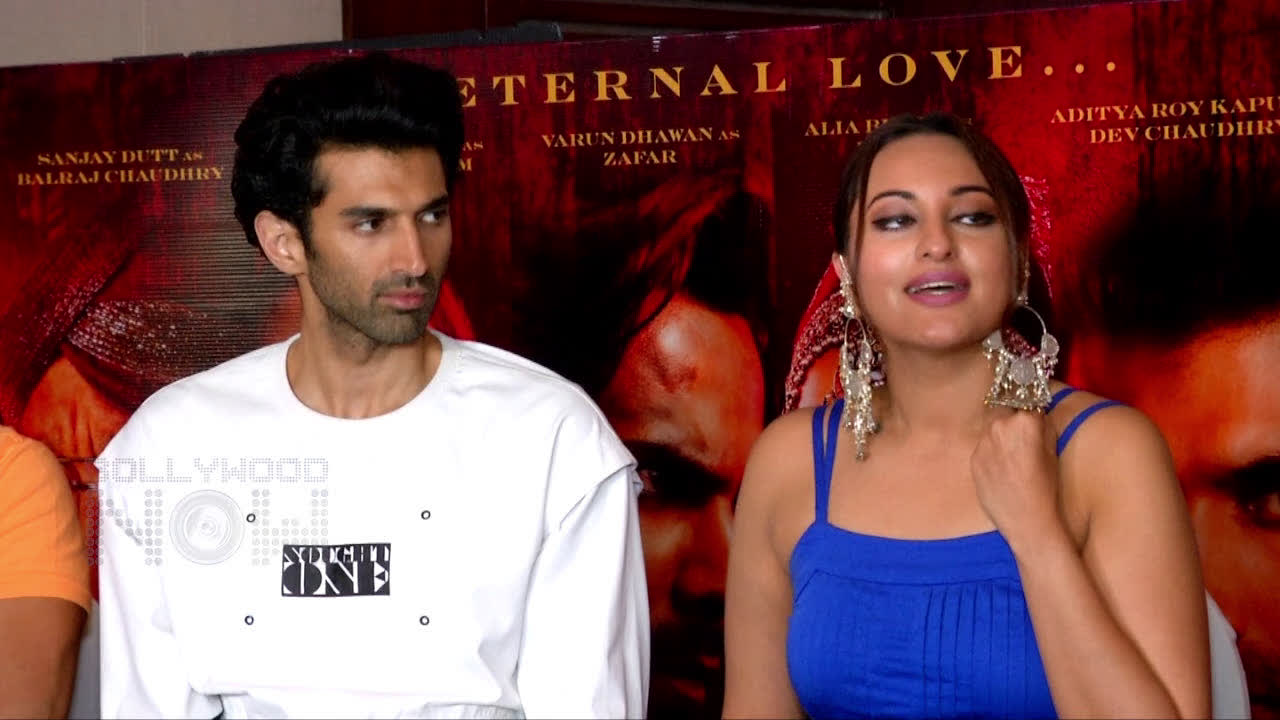 Sonakshi Sinha upset on not getting chance to dance with Madhuri Dixit