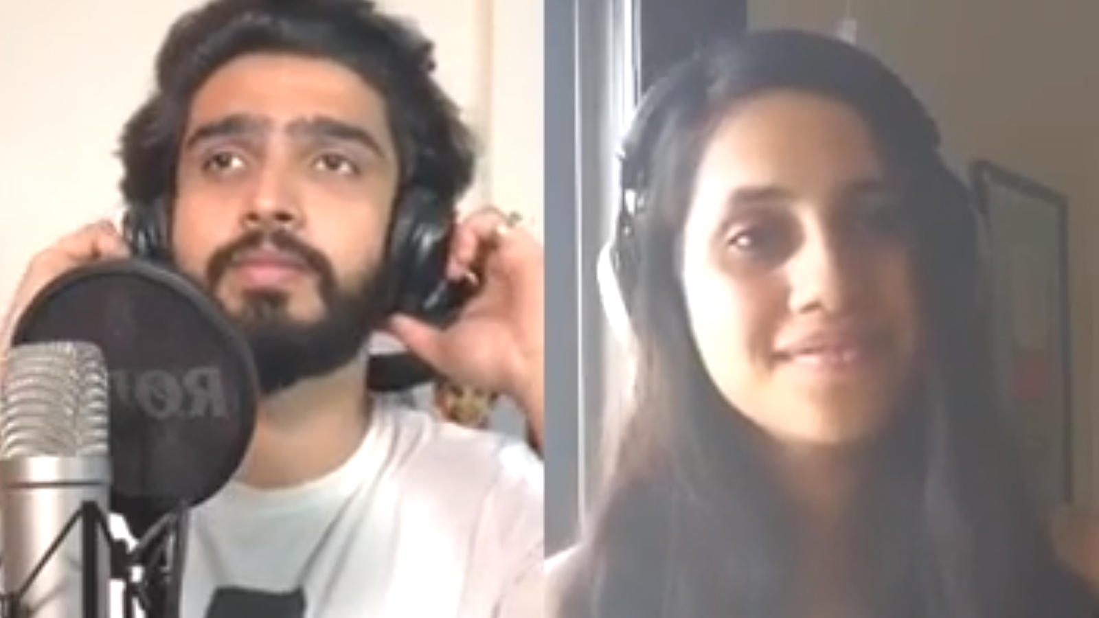 Don't miss out on Amaal Mallik's duet with Nikhita Gandhi on Smule