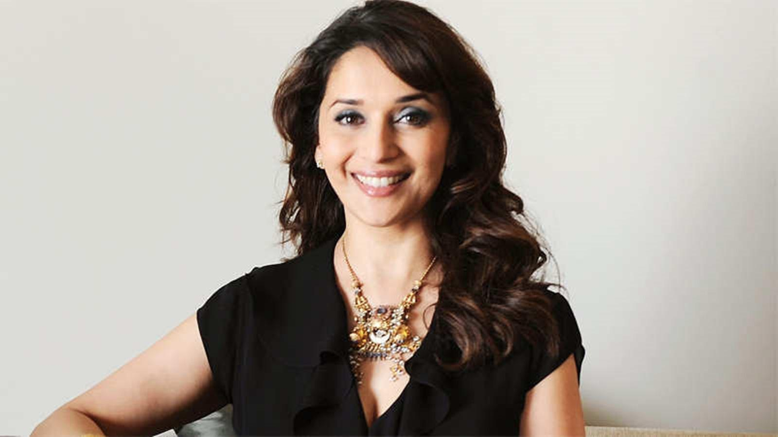 Madhuri Dixit soon to come up with an English pop album