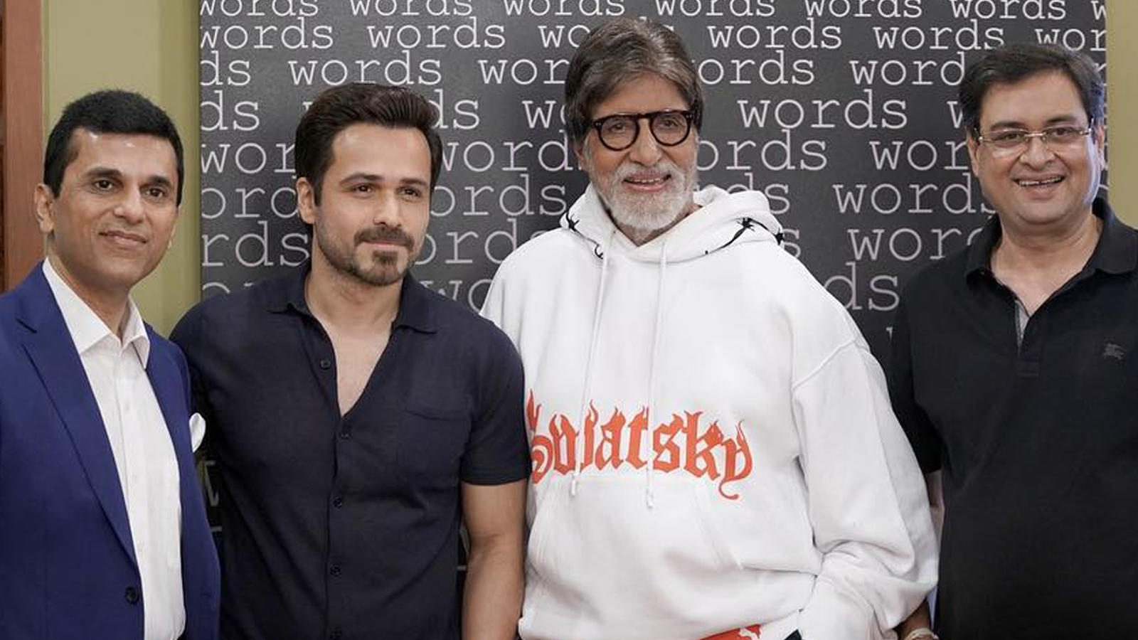 Amitabh Bachchan and Emraan Hashmi join hands for thriller