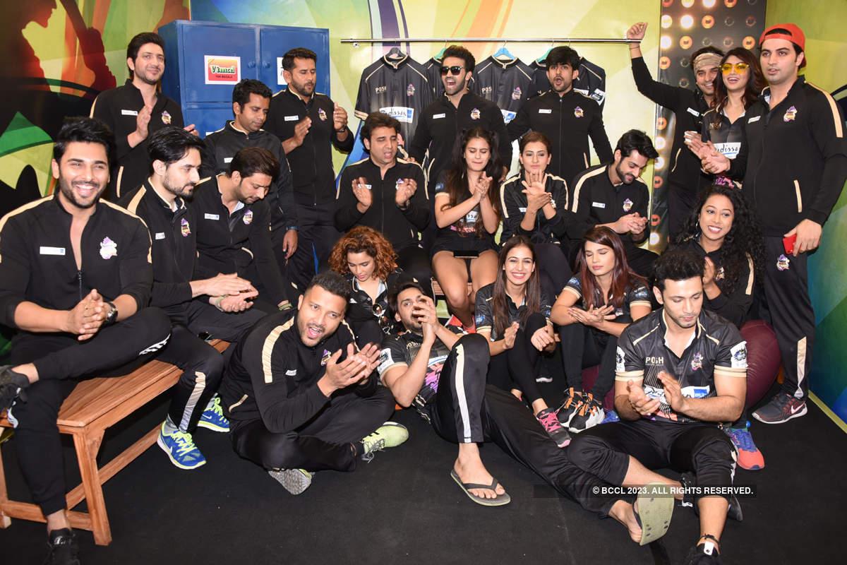 TV stars rock the BCL photoshoot