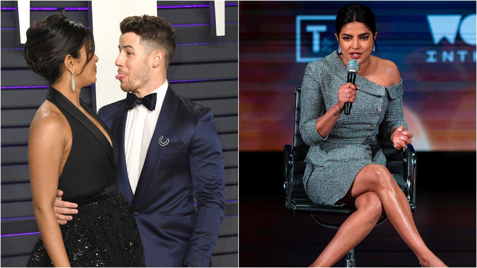 Priyanka Chopra on Nick Jonas: I judged a book by its cover