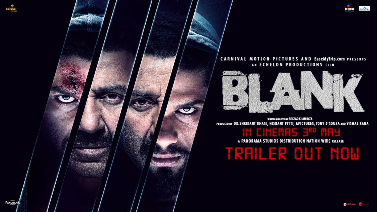 ​Blank​​ - Official Trailer
