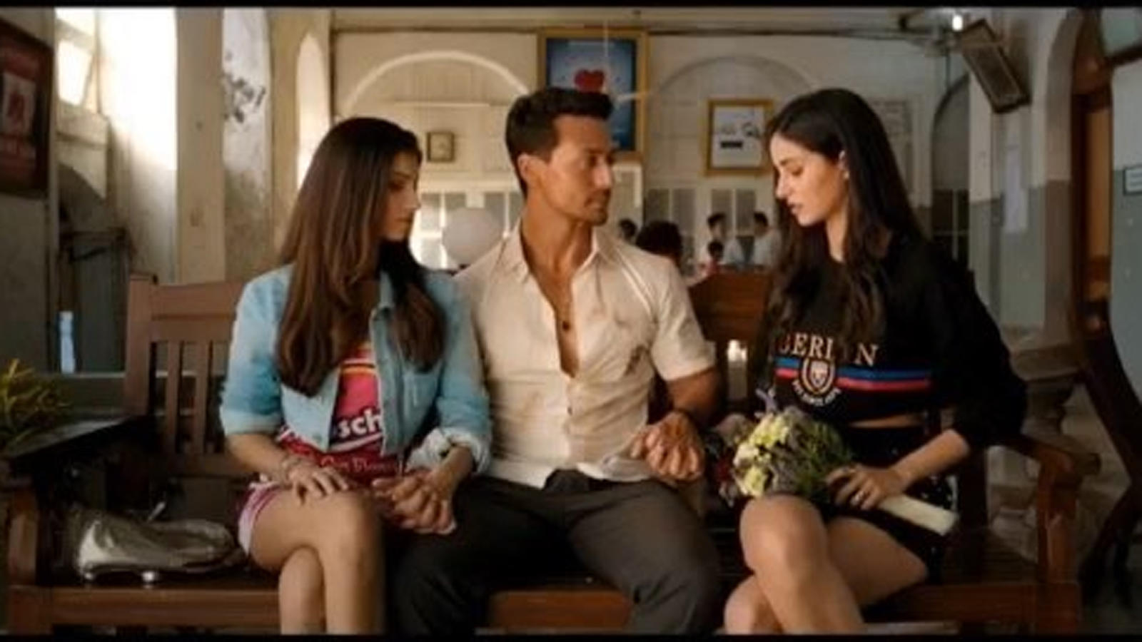 Trailer of Tiger Shroff, Tara Sutaria and Ananya Panday starrer 'Student of the Year 2' launched
