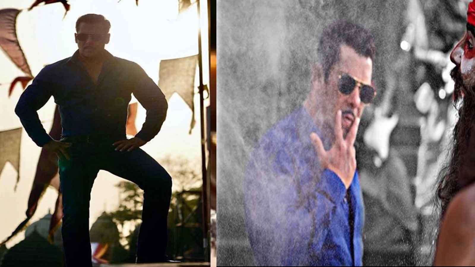 Salman Khan treats his fans with fresh still from 'Dabangg 3'
