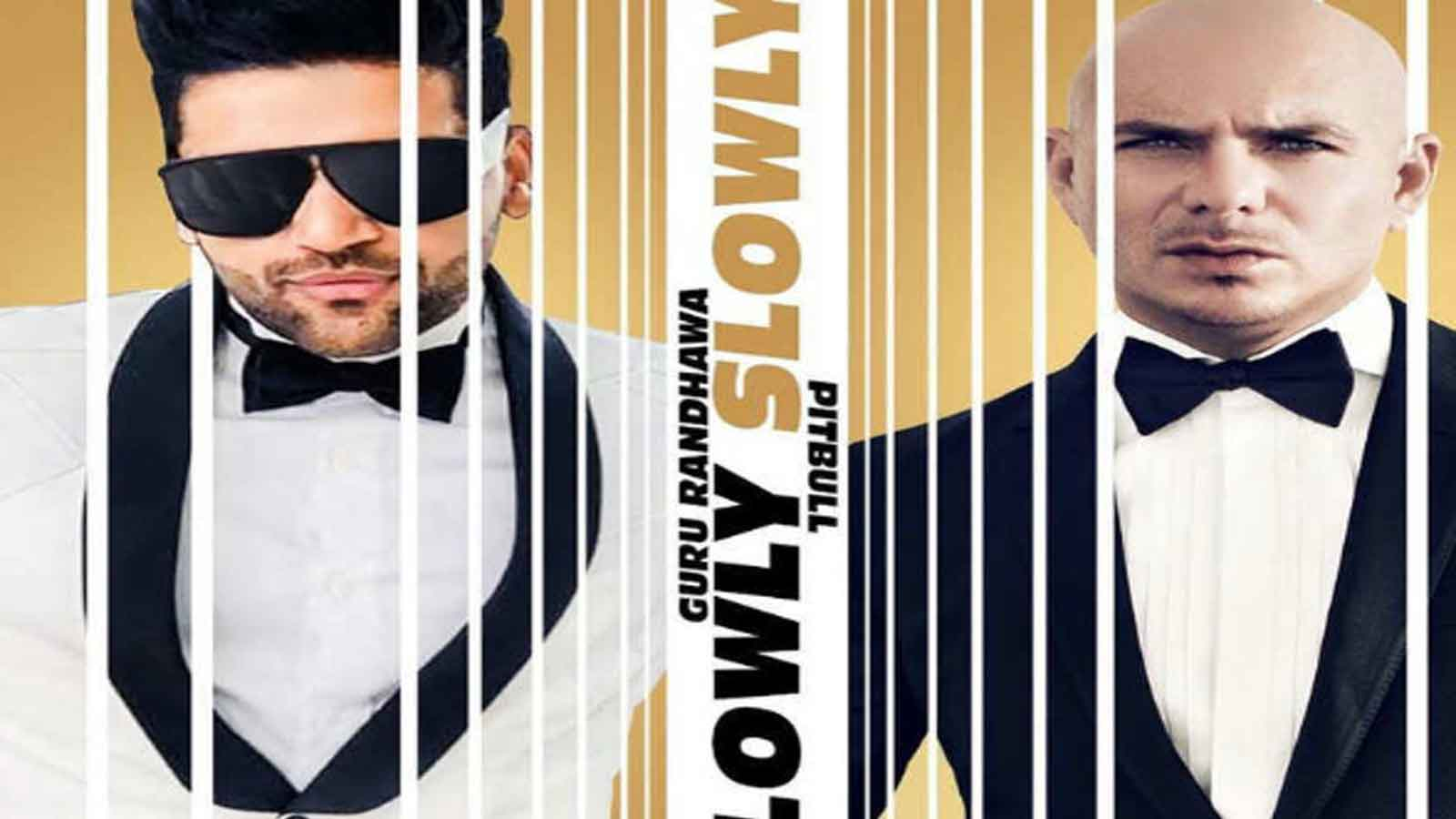 Guru Randhawa announces release date of his latest track with 'Pitbull'
