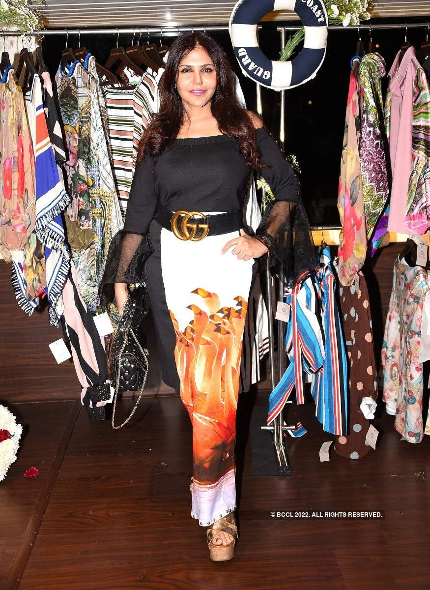 Celebs attend designer Maheka Mirpuri's Collection Exhibition