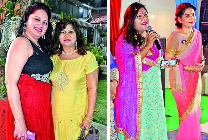 (L) Shagun and Bharti (R) Udita and Neena (BCCL/ IB Singh)