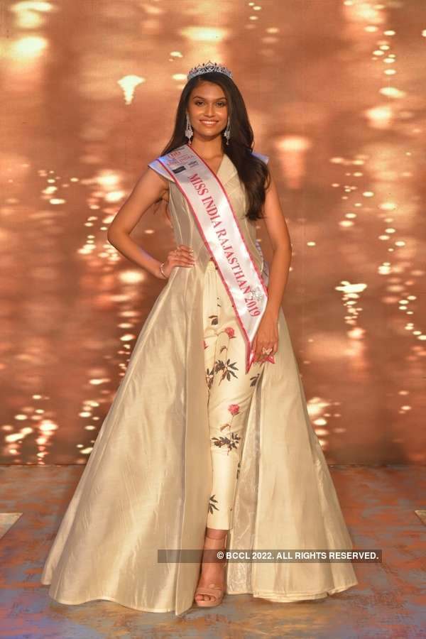 Miss India West 2019 Finale: Crowning Moments