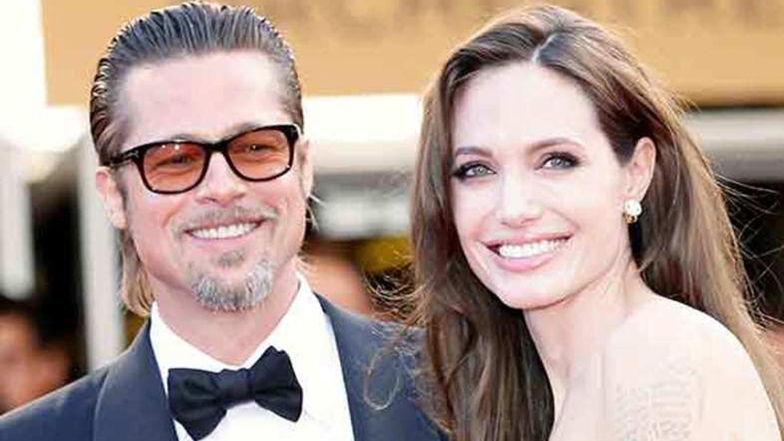 It is official! Brad Pitt, Angelina Jolie single again