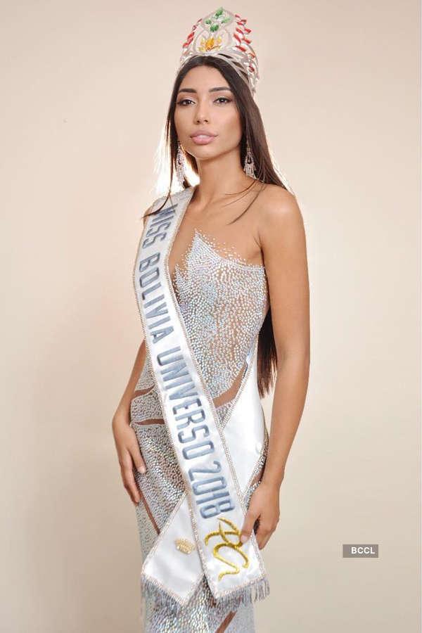 Miss Bolivia Universe 2018 Joyce Prado dethroned for being pregnant