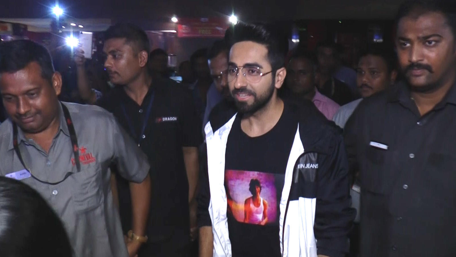 'Dream Girl' shoot stalled after park owner barges in and shouts at Ayushmann Khurrana