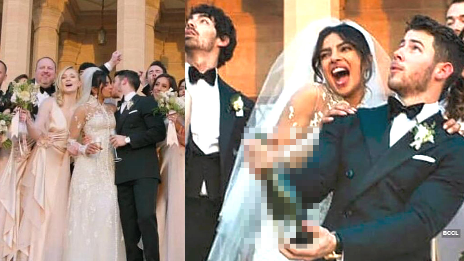 Revealed! Priyanka Chopra and Nick Jonas fell short of beer at their wedding