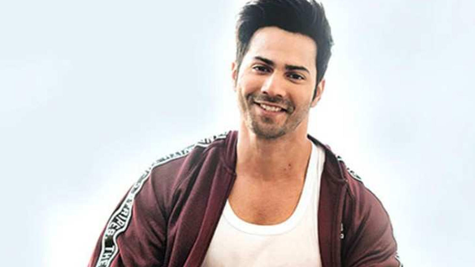 Varun Dhawan spotted at promotional event