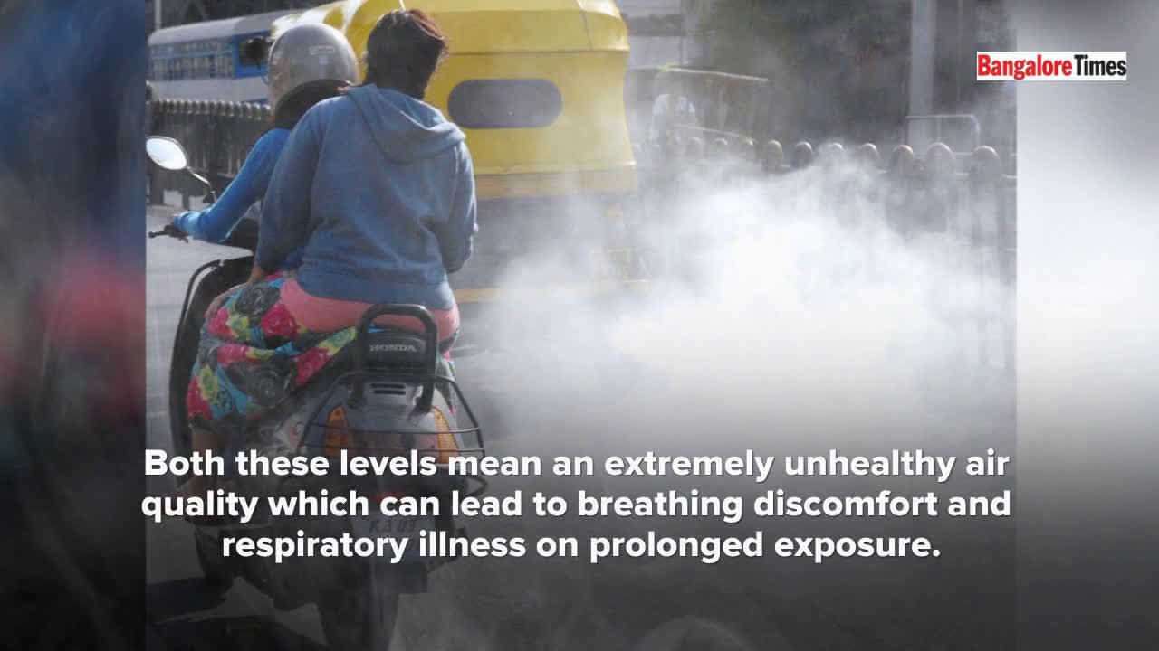 Is Bangalore's air killing us?