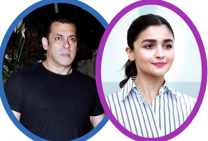 Salman Khan and Alia Bhatt (BCCL)