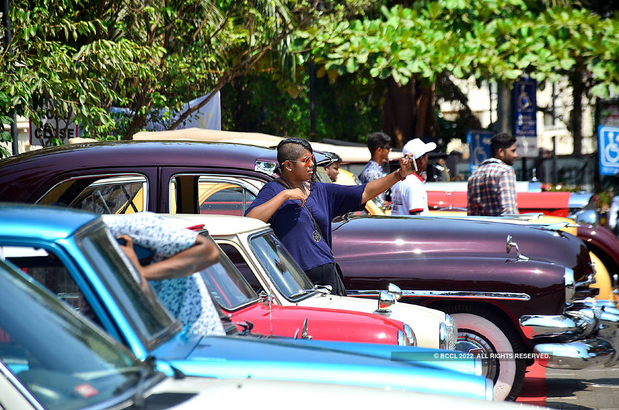 Goa Vintage Car and Bike Festival 2019