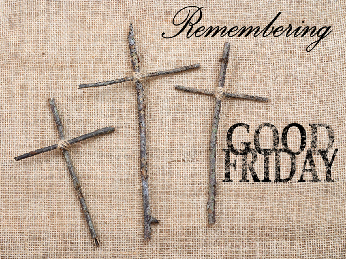 Good Friday 2019: Wishes, Messages, Prayers, Quotes, Images ...