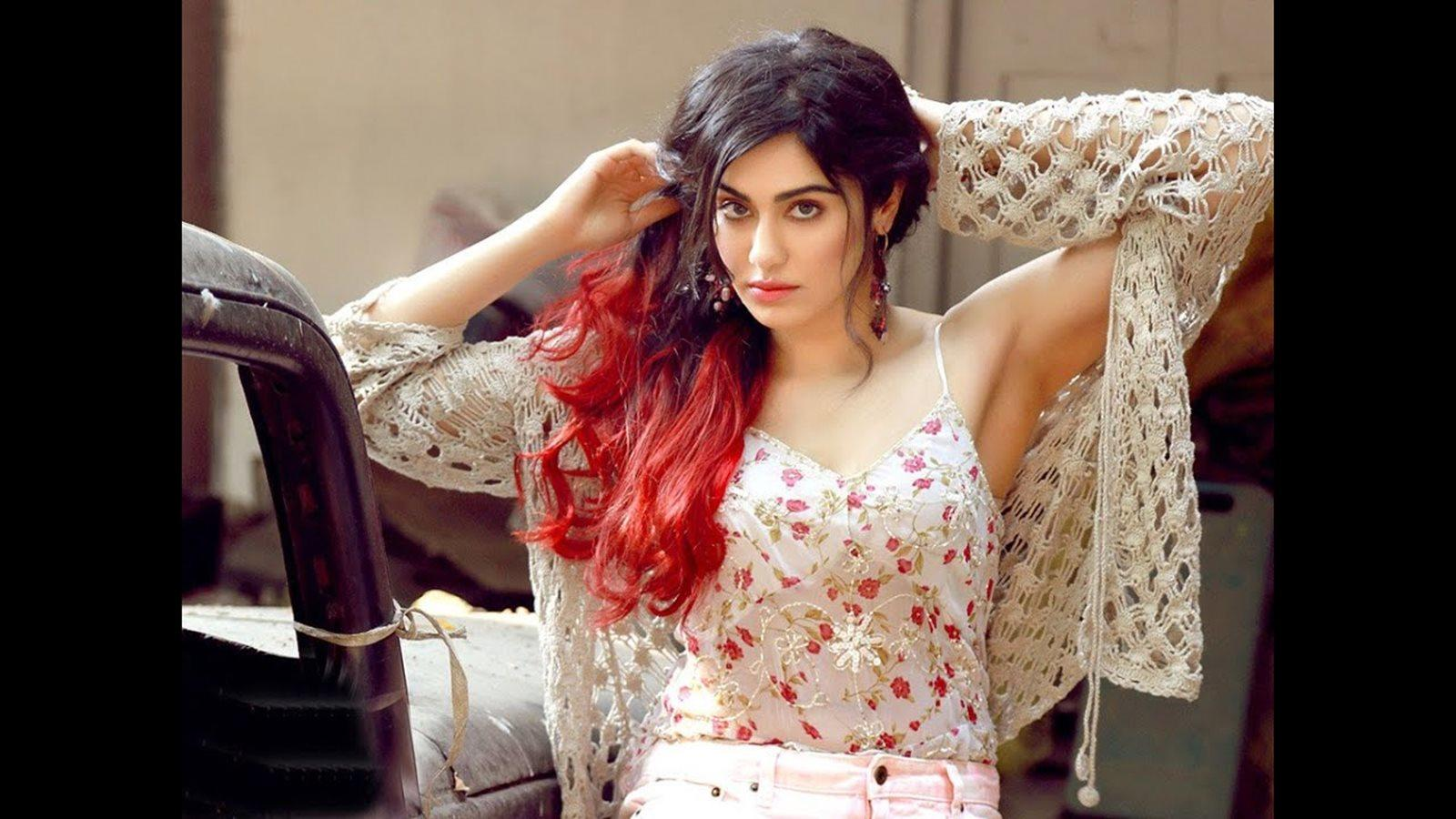 Adah Sharma's funny take on nepotism is hard to miss!