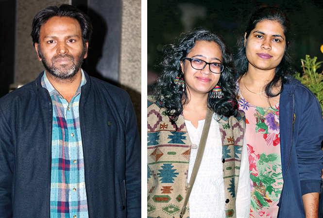 (L) Bhartendu Kashyap (R) Ayushi and Sandhya (BCCL/ Aditya Yadav)