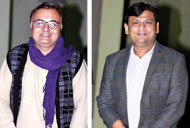 (L) Ujjwal Seth (R) Anurag (BCCL/ Aditya Yadav)