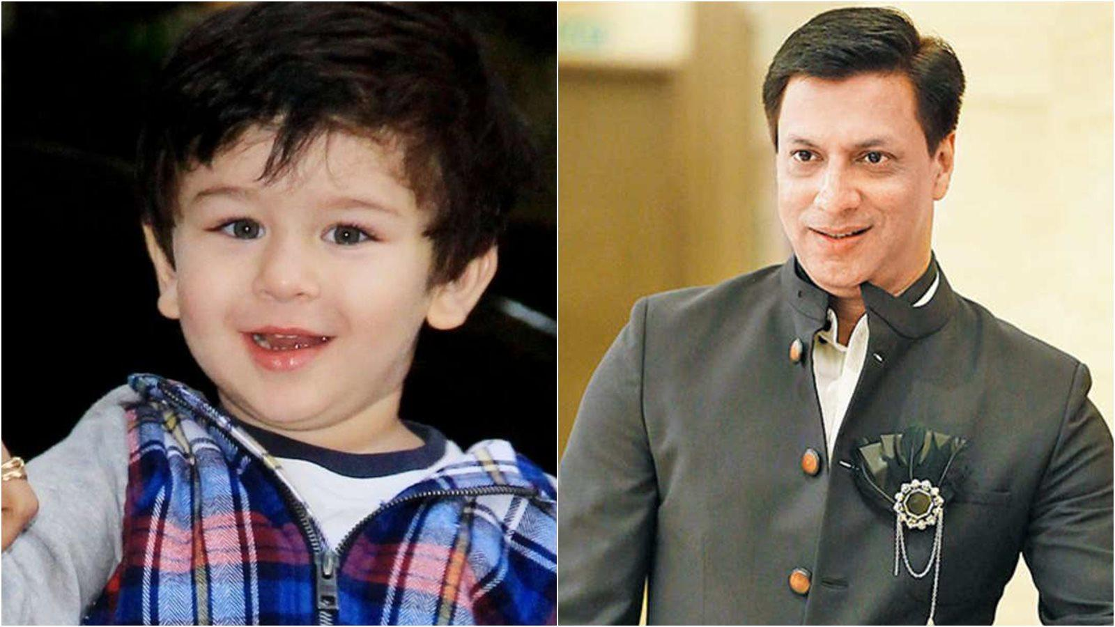 Madhur Bhandarkar to make a film on Taimur Ali Khan? Here's what the filmmaker has to say