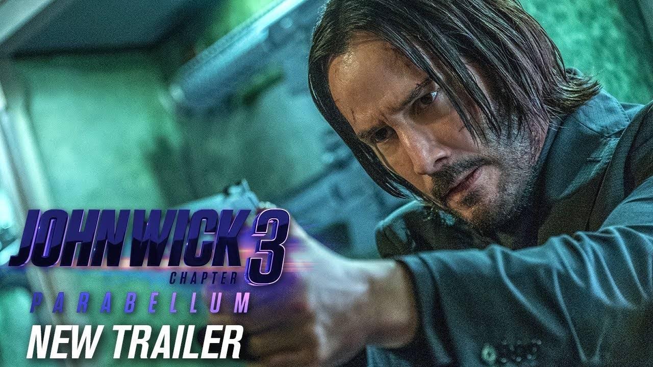John Wick 3: Parabellum - Official Trailer