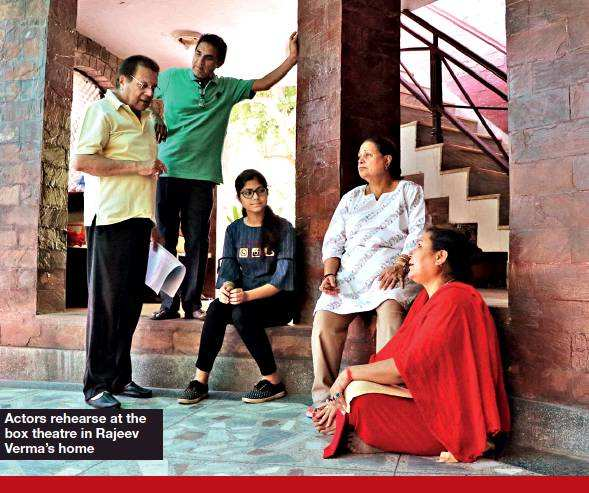 Plays get more intimate in Bhopal with 'box theatres'
